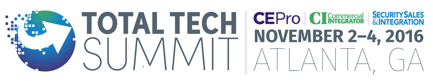 Total Technology Summit 2016
